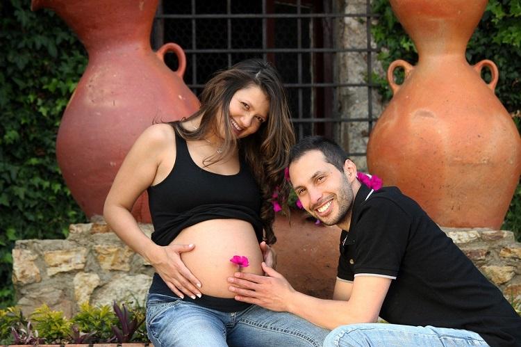 nehézség terhesség férfiak